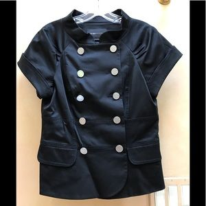 BCBG Maxazria black jacket S